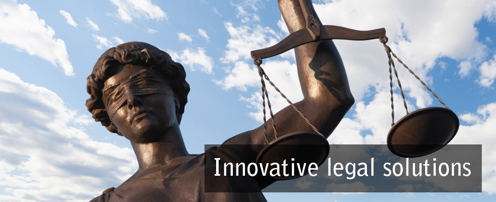 Innovative legal solutions
